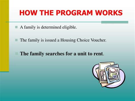 How Section 8 Works by Ppt Housing Choice Voucher Section 8 Participant