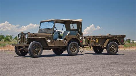 Cj3 Jeep 1950 Willys Jeep Cj3 3 Speed Lot F41 Monterey 2011