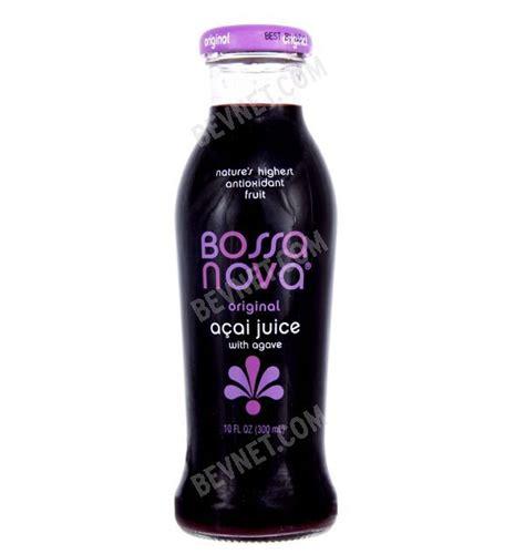 Bossa Acai Fruit Juice by Acai Juice The Original Bossa Superfruit Juice