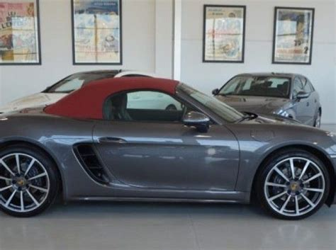 sold porsche 718 boxster 2 0 used cars for sale autouncle