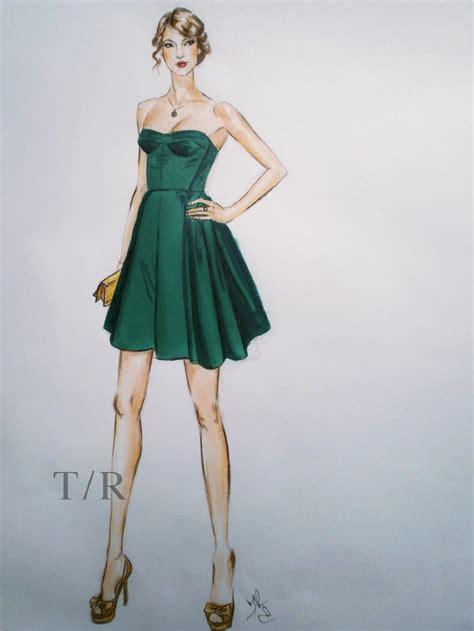 fashion illustration using markers marker illustrations tr fashion illustration
