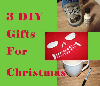 diy gifts for christmas look what mommy made