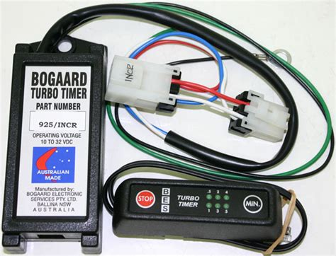 bogaard turbo timer wiring diagram wiring diagram and