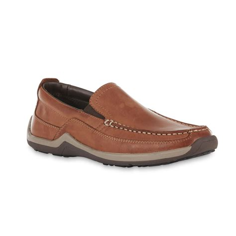 loafer shopping thom mcan s logan leather casual loafer brown shop