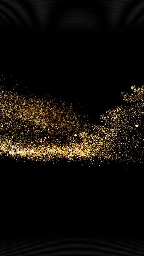 wallpaper gold hd for iphone 6 gold sparkle beauty dark pattern iphone 6 plus