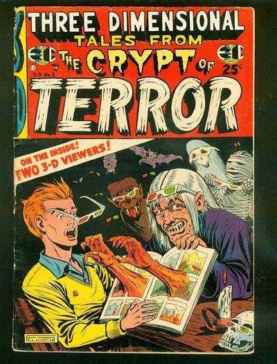 tales 3 books three dimensional tales from the crypt of terror volume