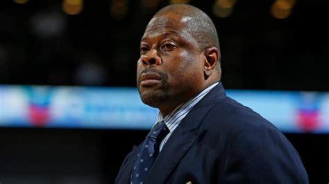 patrick ewing patrick ewing wants to be new york knicks head coach aol