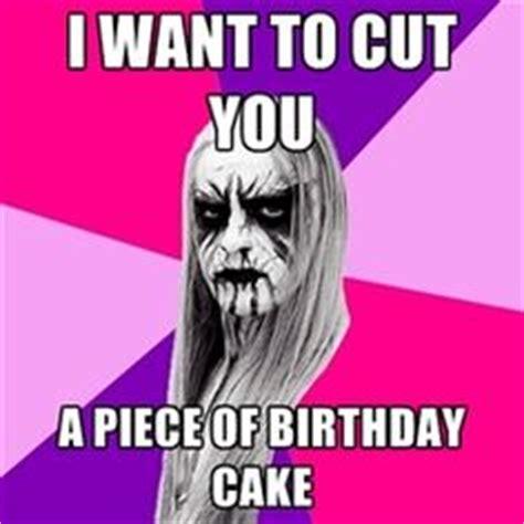 Heavy Metal Birthday Memes - metal memes black metal meme metal pinterest