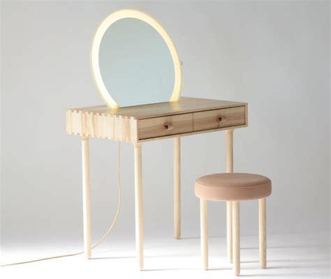 dressing table l lighting avignon dressing table set with lighting by codolagni