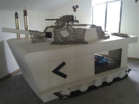 tank bed great stuff pinterest tanks beds and army