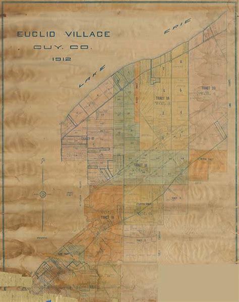 map of euclid ohio euclid ohio