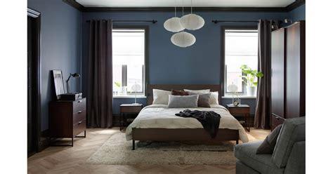 trysil bed frame  ikea bedroom ideas popsugar