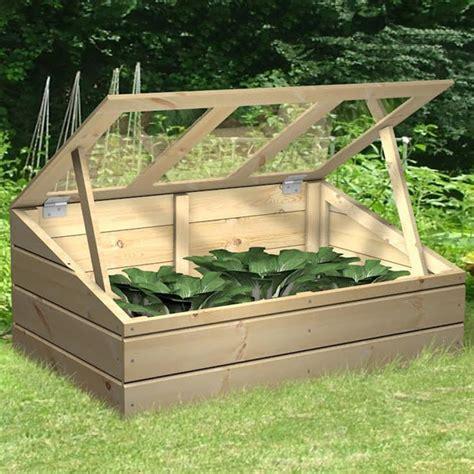 serre chassis de jardin serre ch 226 ssis bois 100 x 60 cm mini serre de jardin oogarden