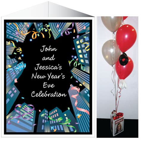 theme names for new years eve new years eve downtown theme centerpiece