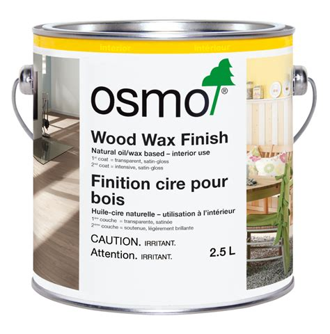 woodworking wax osmo wood wax finish transparent colour sip distribution