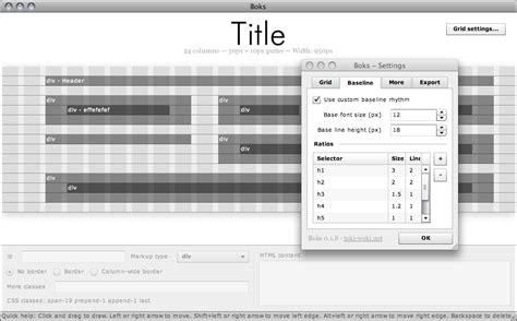 tutorial css framework blueprint css framework tutorial pdf choice image