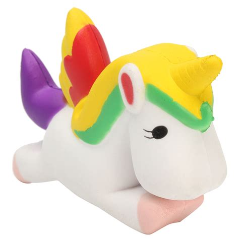 squishy toys 12cm unicorn squishy rising doll squeeze