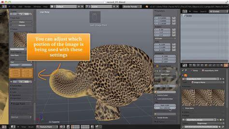 blender 3d tutorial texture tip using brush textures in blender youtube