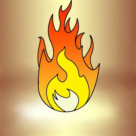 Drawing Flames by Drawings Of Flames Pictures To Pin On Pinsdaddy