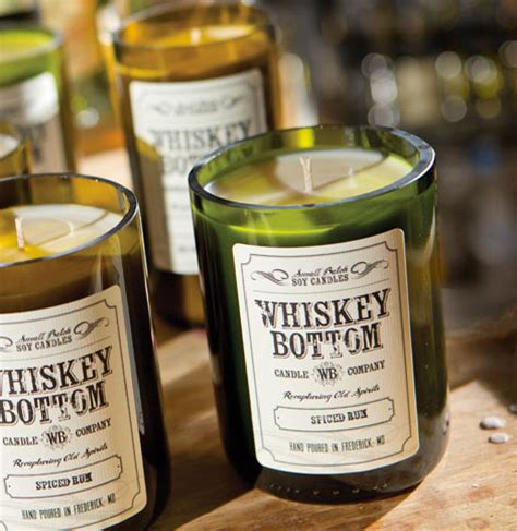 retail locations rewined candles home whiskey bottom candle company small batch soy candles
