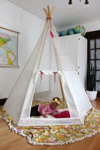 End Table Set Make Your Own Play Teepee A Beautiful Mess