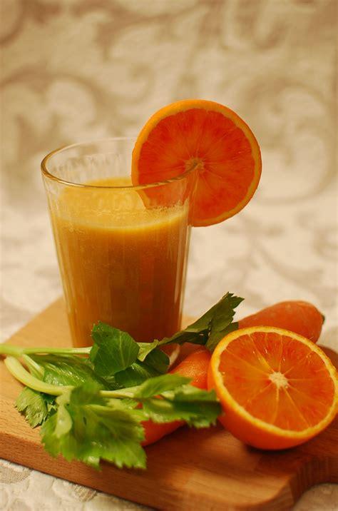 succo di carota e sedano succo sedano carota arancia ricetta per bimby e