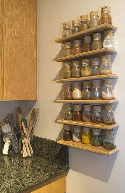diy spice rack wall spices spice racks and diy spice rack on