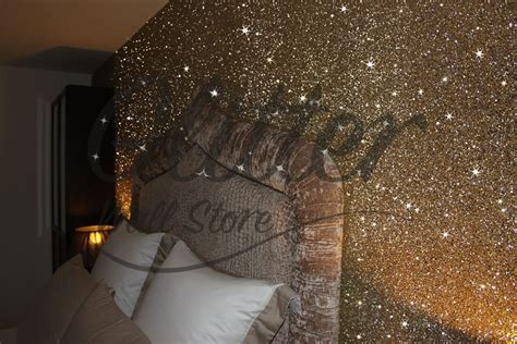 glitter wallpaper how to hang glitter sparkle wallpaper gold silver buy glitter