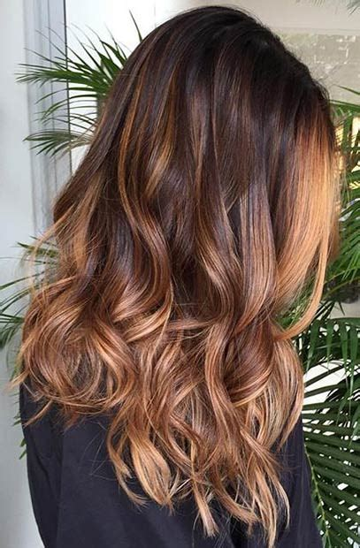 Auburn Comfort Colors 41 Hottest Balayage Hair Color Ideas For 2016 Jewe Blog