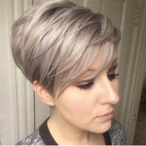short trendy hairstyles the haircut web 2018 short hairstyles for thick hair short medium long