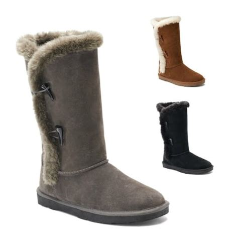 kohl s winter boots kohls s winter boots as low as 34 99 reg 89