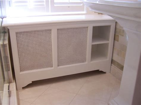 Handmade Radiator Covers - crafted custom radiator cover by tom jansson custom