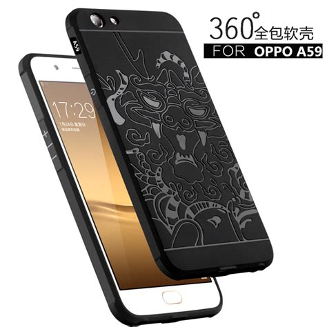 Iring Oppo F1s Oppo A59 oppo a59 cover oppo find 9 oppo a59 back covers cases phone anti knock armor silicon