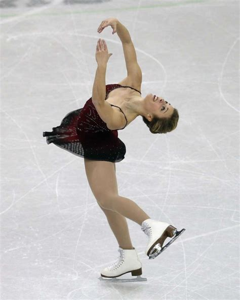 ashley wagner helps u s advance in team skating event hot 45 ashley wagner pics 02 gotceleb