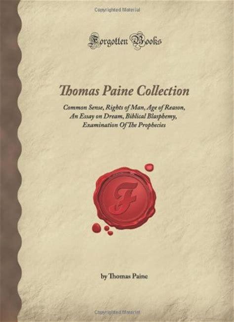 Paine Common Sense Essay by Paine Quotes Quotehd