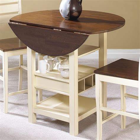 pub table with leaf drop leaf pub table by cramco inc wolf and gardiner