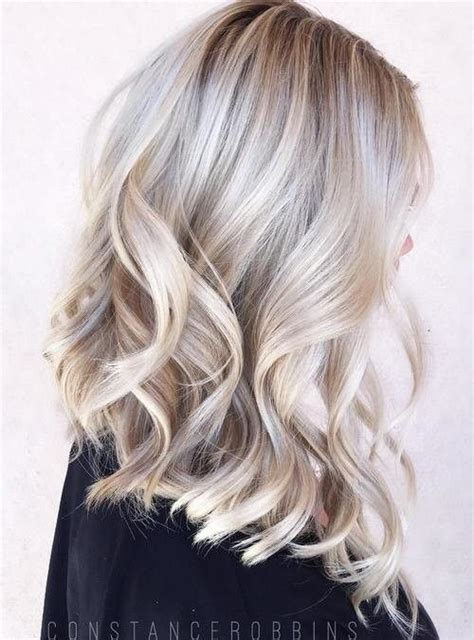 ashblond with silver highlites short hair ash blonde hair with silver highlights 2016 hair