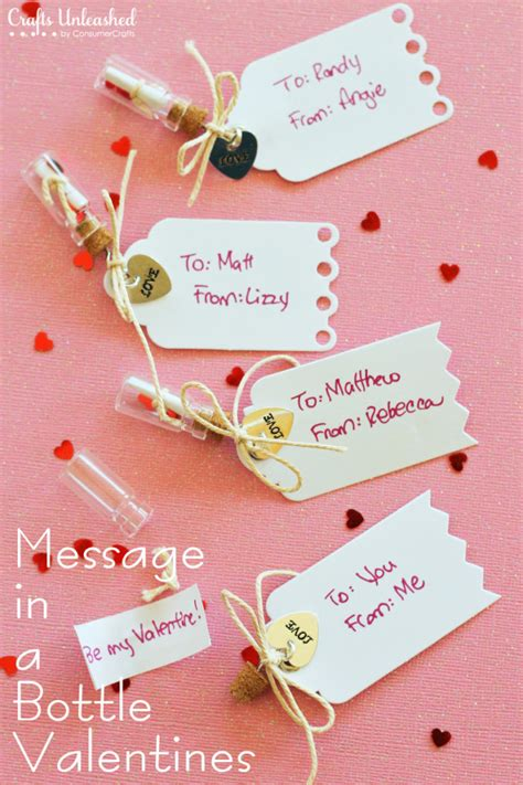 Handmade Valentines Gifts - 25 sweet gifts for him for s day