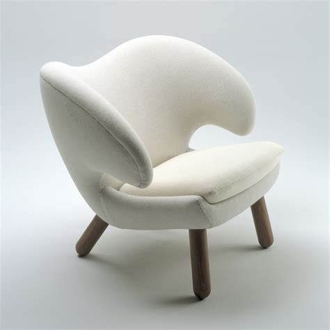 White Comfy Chair Design Ideas The Pelican Chair By Finn Juhl Vliving