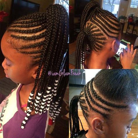 Kid Braids Hairstyles by 1464 Best Black Hair Images On