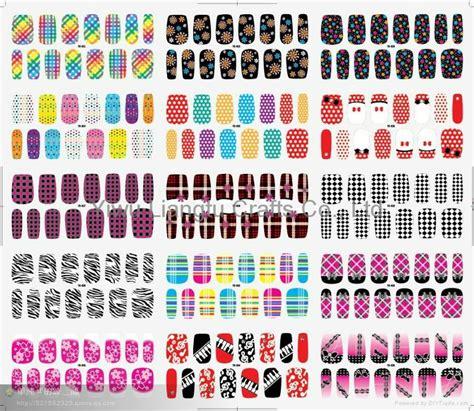 Stiker Kuku Nail Stiker 9 3d nail sticker nail sticker nail sticker gt no logo china manufacturer other