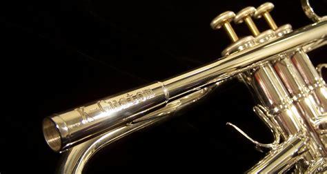 Handmade Trumpets - k custom intermediate silver trumpet scodwell tested
