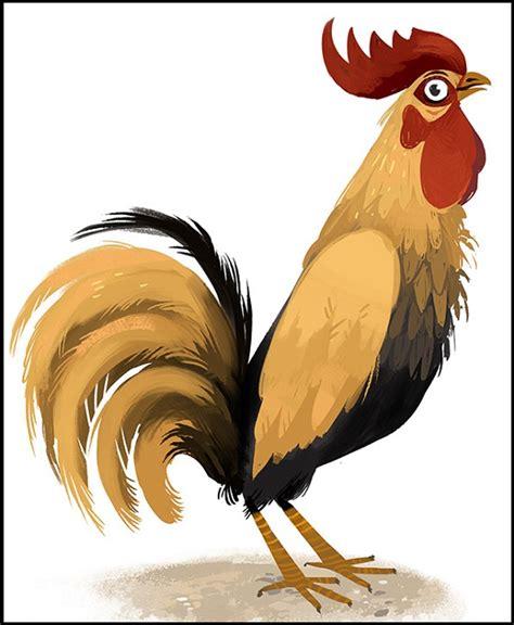 imagenes de gallos faciles para dibujar imagenes de gallos en caricatura para dibujar imagenes