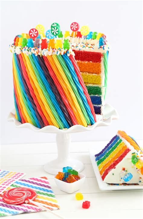 The Top Five Bag Cakes Beacuse Theyre And by Rainbow Cake Sprinkle Bakes