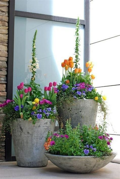 flower pots designs creative ideas for flower pots in your garden one decor