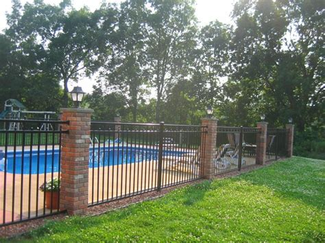 type pool fencing ideas home ideas collection