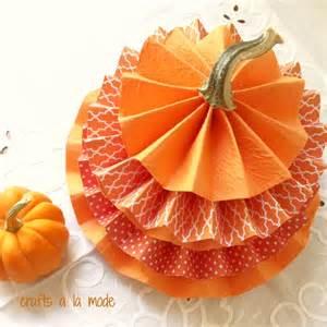 Diy paper pumpkins 9 ideas for creative thanksgiving and halloween