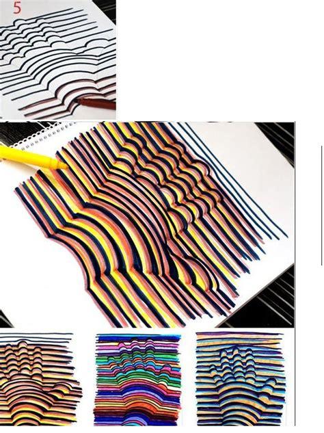 Como Hacer Dibujos En 3d Faciles Paso A Paso | como hacer un dibujo 3d en 3 pasos faciles arte taringa
