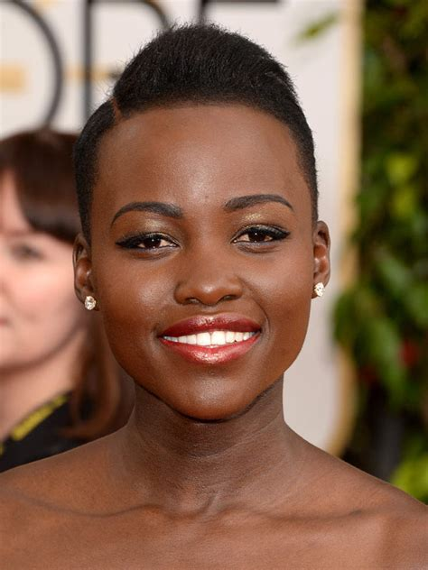 hairstyle pictures of dark skin women pics golden globes best hair makeup looks taylor