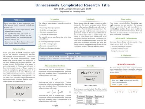 document classes how to create posters using latex tex